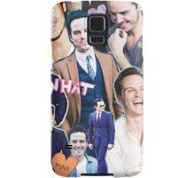 andrew scott collage Samsung Galaxy Case/Skin