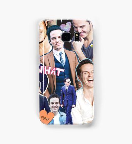 andrew scott collage Samsung Galaxy Case/Skin