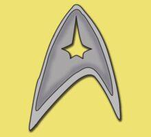 Star Trek Logo Shirt Kids Clothes