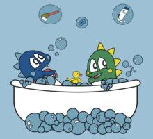 Splish, Splash, Bobble Bath! by Eric Hitt