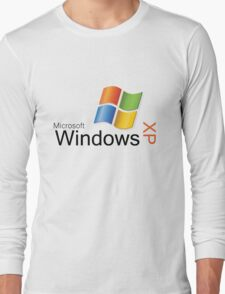 Windows XP Long Sleeve T-Shirt