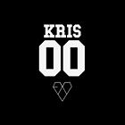 EXO JERSEY (KRIS) PHONE CASE by dakotaspine