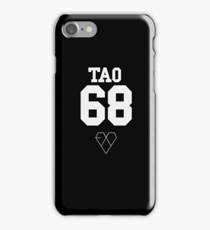 EXO JERSEY (TAO) PHONE CASE iPhone Case/Skin