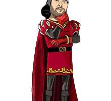 Lord Farquarson COLOUR by nabilarhubarb