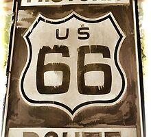 Route 66 Phone Case by tvlgoddess