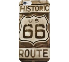 Route 66 Phone Case iPhone Case/Skin