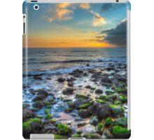 Sunset At Steephill Cove iPad Case/Skin