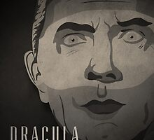 Dracula by jamesnorthcote