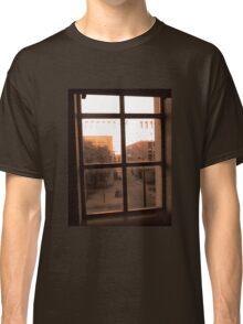 Window Dust Classic T-Shirt