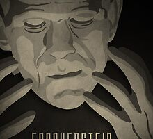 Frankenstein by jamesnorthcote