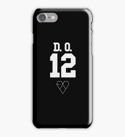 EXO JERSEY (D.O.) PHONE CASE iPhone Case/Skin