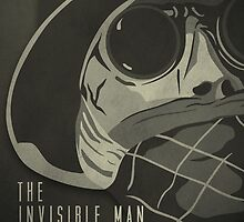 The Invisible Man by jamesnorthcote