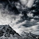 Mont Blanc (2) by Laurent Hunziker