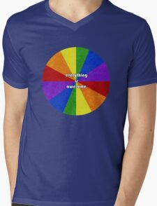 Everything is Awesome! Mens V-Neck T-Shirt