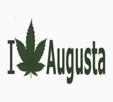 0260 I Love Augusta by Ganjastan