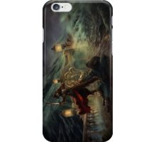 The Bitter End iPhone Case/Skin