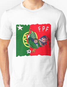 Portugal Quest for Brazil World Cup 2014 T-Shirt