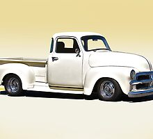 1954 Chevrolet 3100 Pick Up by DaveKoontz