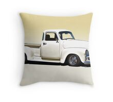 1954 Chevrolet 3100 Pick Up Throw Pillow