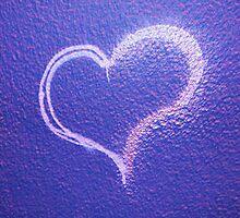 Purple Heart- Unique Photography  by Vincent J. Newman