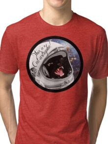 Cat-astrophe! Tri-blend T-Shirt