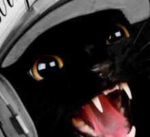 Cat-astrophe! Sticker