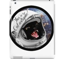 Cat-astrophe! iPad Case/Skin