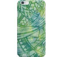 Indigenous - Green iPhone Case/Skin
