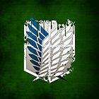 Attack on Titan Scouting Legion / Survey Corp by hellohappy