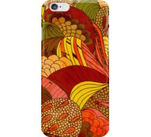Swirl world iPhone Case/Skin