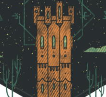 The Tower Sticker