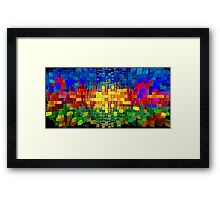 Most Watched prints posters oil paintings canvas art iPhone iPad cases frame Samsung Galaxy tablet Sony home oil painting red blue black green   office Framed Print