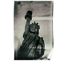 She is Liberty Poster