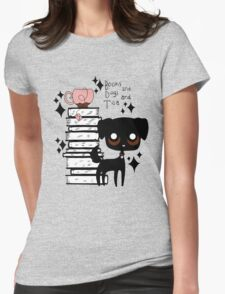 Books and Dogs and Tea T-Shirt