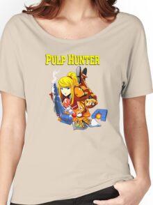 Pulp Hunter Women's Relaxed Fit T-Shirt