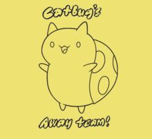 Catbug's Away Team by BSRs