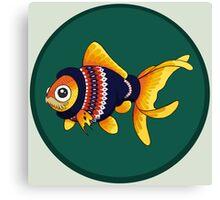 Goldfish John Watson Canvas Print
