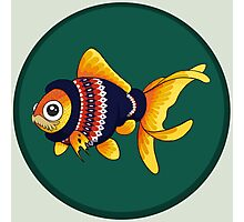 Goldfish John Watson Photographic Print