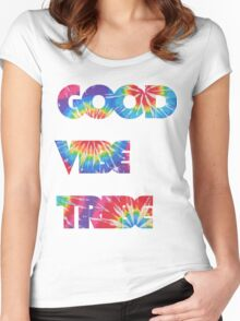 Good Vibe Tribe Women's Fitted Scoop T-Shirt