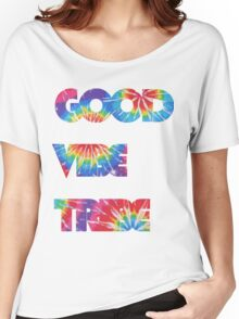 Good Vibe Tribe Women's Relaxed Fit T-Shirt