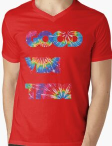 Good Vibe Tribe Mens V-Neck T-Shirt