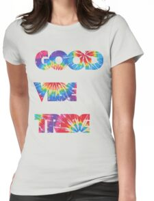 Good Vibe Tribe Womens Fitted T-Shirt