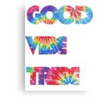 Good Vibe Tribe Metal Print