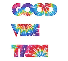 Good Vibe Tribe Photographic Print