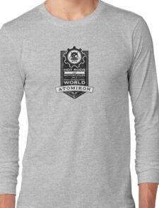 ATOMIKON Hot Rods & Motorcycles Long Sleeve T-Shirt