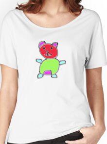 Mrs. Panda Women's Relaxed Fit T-Shirt