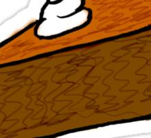 Pie Lie Sticker