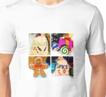 Sugar and spice and all things nice... Unisex T-Shirt