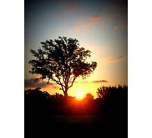 Sunrise on Sanibel Photographic Print