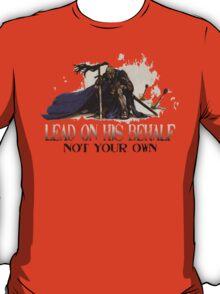 Warrior On His Behalf T-Shirt